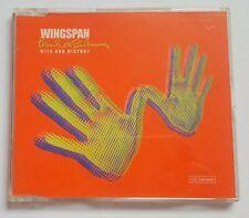 Wingspan CD sampler Paul McCartney Hits And History promo Beatles  NM