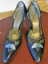 Leather Reproduction 1950s Vintage Clothing, Shoes & Accessories