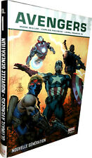 COMICS - INTEGRALE - MARVEL - ULTIMATE AVENGERS T.01 : NOUVELLE GENERATION