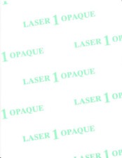 Laser 1 Opaque Dark Shirt Heat Press Machine Transfer Paper 85 X 11 50 Sheets