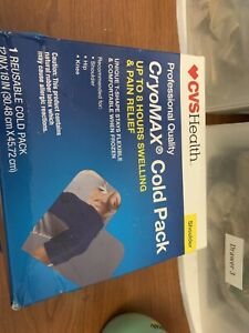 CVS CRYOMAX COLD PACK PAIN RELIEF 12 IN X 18 IN SHOULDER