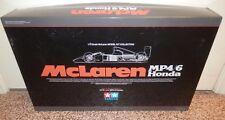 Tamiya 1:12 McLaren MP4/6 Honda #89721 NIB