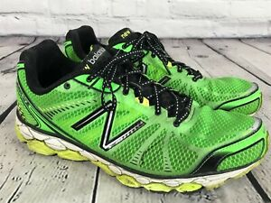NEW BALANCE 880v3 Athletic Running Shoes Men's Size 12 / 46.5 LIME GREEN