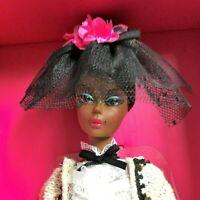 "Breathtaking ""Best To A Tea"" Silkstone Barbie Nrfb!! Lovely Doll!"