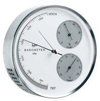 Barigo Haushalt Nautika Maritimes Tisch Wetterstation Messing Baro Thermo Hygro Seien Sie Freundlich Im Gebrauch Haushaltsgeräte
