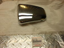 NOS 85 86 87 Kawasaki ZL900 ZL1000 ZL 900 1000 OEM Chrome Left Side Airbox Cover