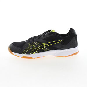 Asics Upcourt 3 Volleyball Shoes Black - Men's