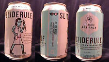 URBAN ARTIFACT SLIDERULE CHOCOLATE RASPBERRY GOSE 12OZ PULL TAB CAN - CINCINNATI