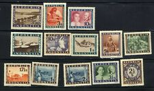 1948-1949 INDONESIA  STAMP 13-COLLECTION MNH OG
