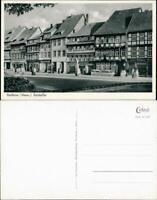 Ansichtskarte Northeim Straßenpartie - Ratskeller 1953