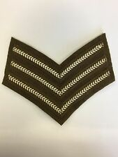 WWII Britain/British Army Sergeant's rank stripes PAIR