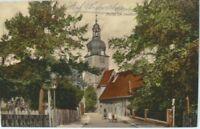 Postkarte Herford Partie am Deichtor