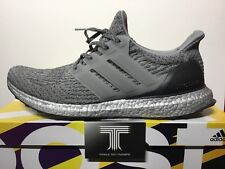 "Adidas Ultra Boost  ""Silver Boost"" ~ BA8143 ~ Uk Size 14.5"