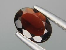 Red-Brown Garnet VS Oval 7x5mm Natural Loose Gemstone Afghanistan Pyrope