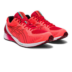 Asics Mens Tartheredge 2 Running Shoes Trainers Sneakers Red Sports Breathable
