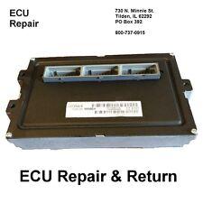 Jeep Grand Cherokee ECM ECU Engine Computer Repair & Return  Jeep ECM Repair
