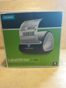 Dymo LabelWriter 4XL Label Thermal Printer Model 1738542 with Cables