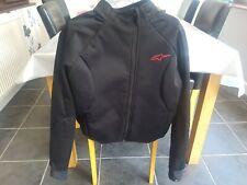 Alpinestars Touring Mid Layer Motorbike Motorcycle Jacket Black