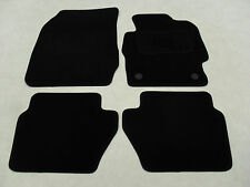 Ford KA Plus 2016-onwards Fully Tailored Deluxe Car Mats in Black