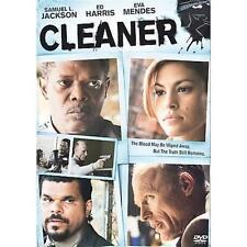 Cleaner (DVD, 2008) Eva Mandes, Ed Harris, Samual L. Jackson