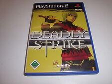 PlayStation 2 ps2 Dames Strike