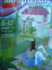 Lego Friends Parrot's Perch 41024 New in package 32 pcs bird Pet series 3