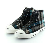 Converse CT AS Hi Woolrich Black Blue Papyrus Limited Edition Gr. 42,5 / 43,5