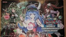 Yu-Gi-Oh! Regional Top 8 Playmat - Downerd, Akashic, and Alchemic Magician