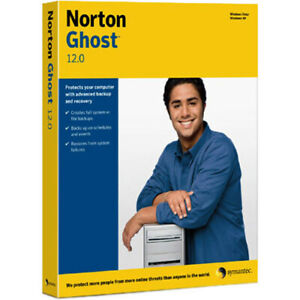Symantec Ghost 12 WinPE Boot ISO Legacy and UEFI (32-64bit)