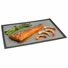 """Chef's Planet Nonstick Grill Liner & BBQ Mat - 15"""" x 10.5"""""""