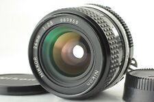 【NEAR MINT】Nikon Ai NIKKOR 24mm F/2.8 MF Wide Angle Lens ✈FedEx✈ From JAPAN A289