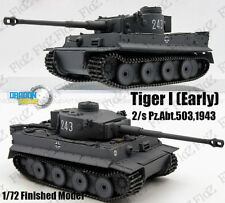 WWII Tiger I 2/s Pz.Abt. 503 Germany 1943 1/72 finished tank model Dragon