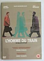 L'Homme Du Train aka The Man On The Train (DVD, 2003) French Drama Comedy, R2