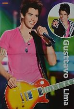 GUSTTAVO LIMA - A3 Poster (ca. 42 x 28 cm) - Clippings Fan Sammlung NEU