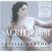 Sacrificium (2009) Cecilia Bartoli Deluxe 2 CD with book world premiere