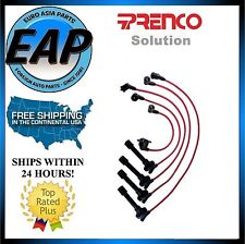 For Honda Accord Odyssey Prelude Isuzu Oasis 4cyl Ignition Spark Plug Wire Set