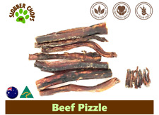 BEEF PIZZLE NATURAL HEALTHY TEETH CLEANSER DOG TREAT