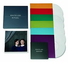 "White Lies Ritual 6 x 7"" Vinyl + CD Deluxe Edition - NEW"