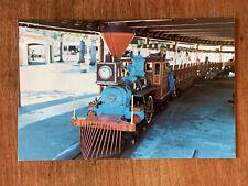 Miniature Railway Train, Crystal Beach Amusement Park, Ontario, Canada, ca 1960