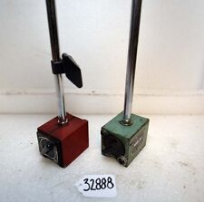 1 Pair of Magnetic Base Indicator holders  (Inv.32888)