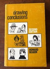 Vintage Collectable School Reference Text Deakin Drawing Conclusions 1970