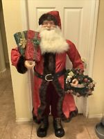 """Life Size Santa 60"""" LOCAL PICK UP ONLY"""
