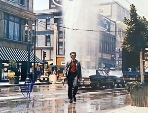 CLINT EASTWOOD AUTHENTIC SIGNED DIRTY HARRY 11X14 PHOTO AFTAL#198