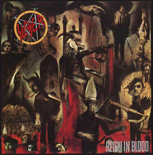 Reign In Blood - Slayer (Vinyl Used Like New) Explicit Version