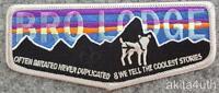 2017 OA Section 8 SR-8 'BRO Lodge' - Ochogonia logo OA/BSA