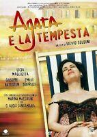 AGATA E LA TEMPESTA (2004) un film di Silvio Soldini DVD EX NOLEGGIO - DOLMEN