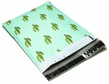 100 10x13 Cactus Designer Mailers Poly Shipping Envelopes Boutique Bags