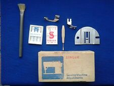 Vintage Singer Sewing Machine Parts Tools Attachments Accesories