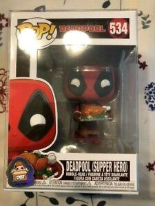 Funko Pop - Deadpool Supper Hero 534