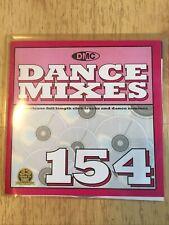 DMC DANCE MIXES 154 CD PROMO